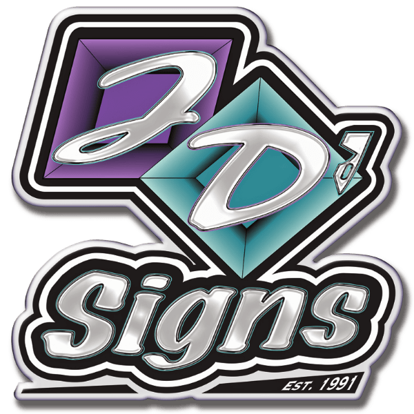 JD Signs Logo